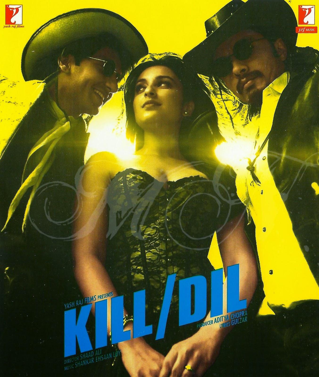 Kill Dil [2014-MP3-VBR-320Kbps] - MN